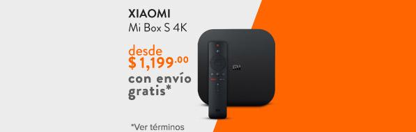 6f931cbf9 Xiaomi Mi Box S 4K  1199 con envío gratis