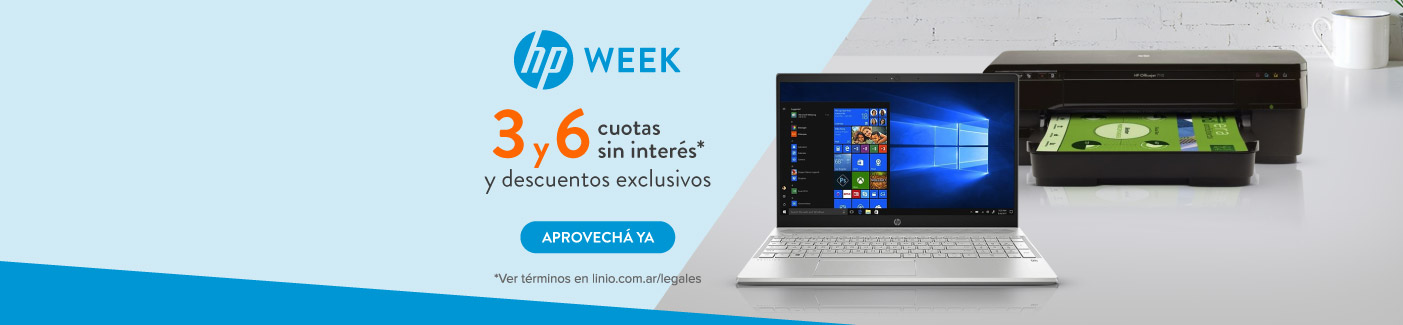 HP Week linio